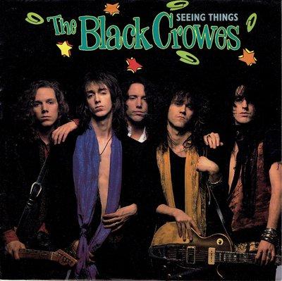 The Black Crowes - Seeing things