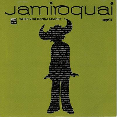 Jamiroquai - When you gonna learn