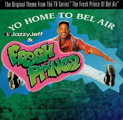 DJ Jazzy Jeff & The Fresh Prince - Yo Home To Bel Air