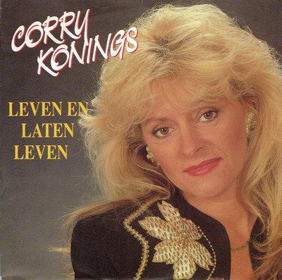Corry Konings - Leven en laten leven