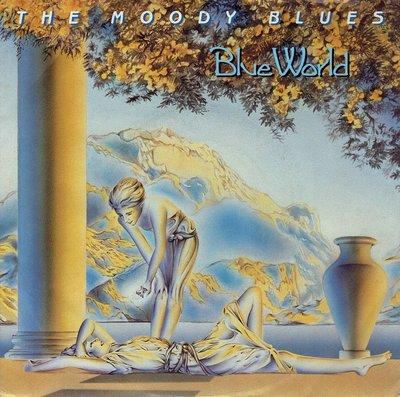 The Moody Bleus - Blue world