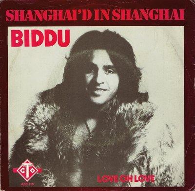 Biddu - Shanghai'd in Shanghai