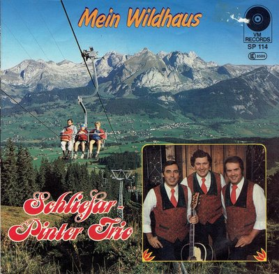 Schliefar Pinter Trio - Mein wildhaus