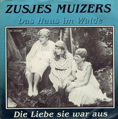 Zusjes Muizers - Die liebe sie war aus