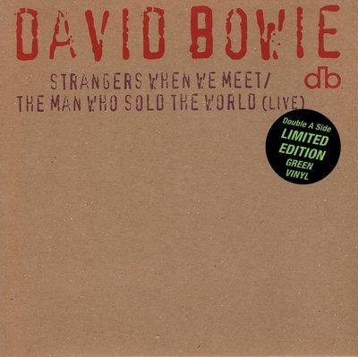 David Bowie - Strangers when we meet