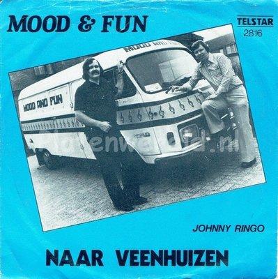 Mood & Fun - Naar Veenhuizen