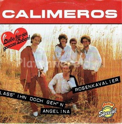 Calimeros - Lass' ihn doch geh'n Angelina