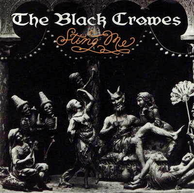 The Black Crowes - Sting me