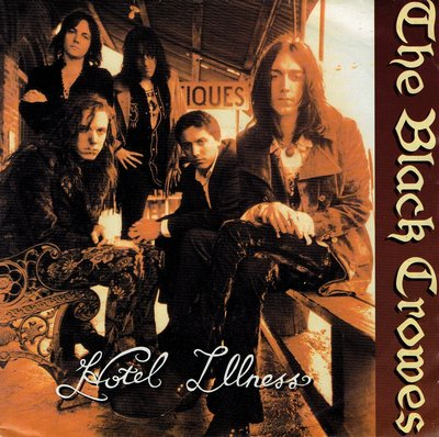 The Black Crowes - Hotel illness