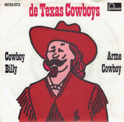 De Texas Cowboy - Cowboy Billy