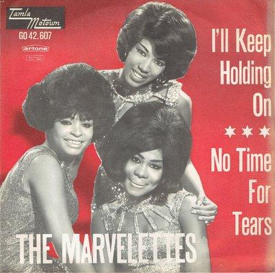 The Marvelettes - l'll keep holding on