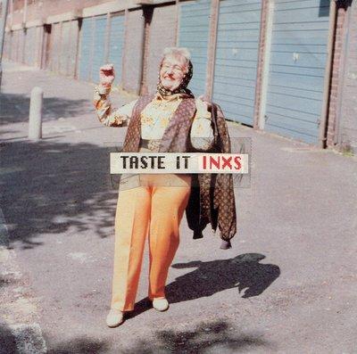 INXS - Taste It
