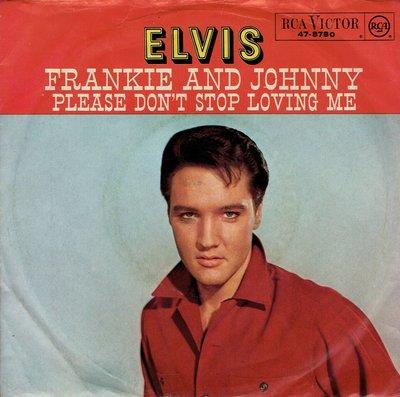 Elvis Presley - Franky and Johnny