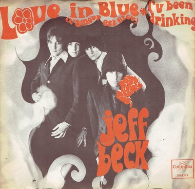 Jeff Beck - Love is blue (Lámour est bleu)