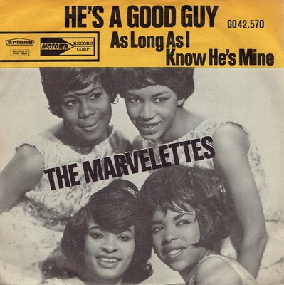 The Marvelettes - He's A good guy