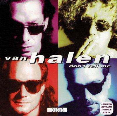 Van Halen - Don't tell me