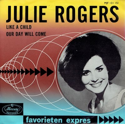 Julie Rogers - Like a child