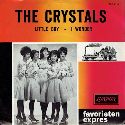 The Crystals - Little boy