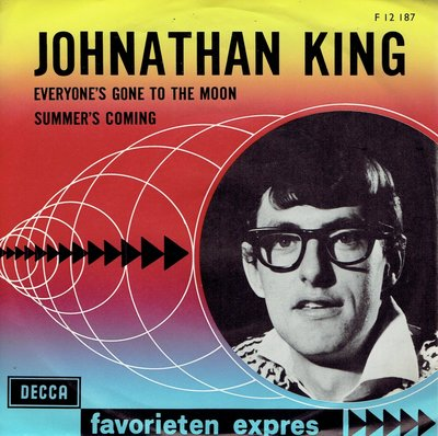 Johnathan King - Everyone's gone to the moon