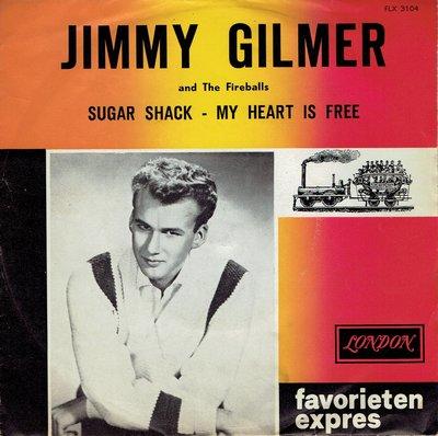 Jimmy Gilmer - Sugar shack
