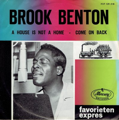 Brook Benton - A house is not a home