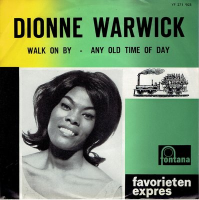 Dionne Warwick - Walk on by