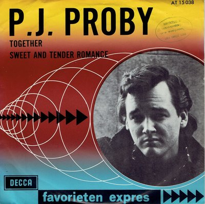 P.J. Proby - Together