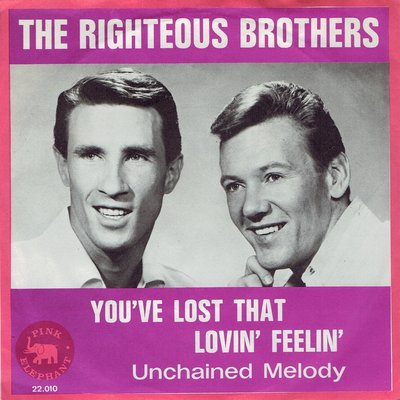 The Righteous Brothers - You've lost that lovin' feelin