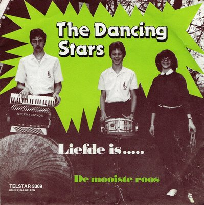 The Dancing Stars - Liefde is....