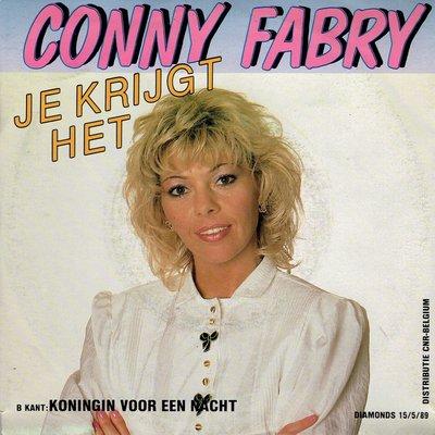 Conny Fabry - Je krijgt het