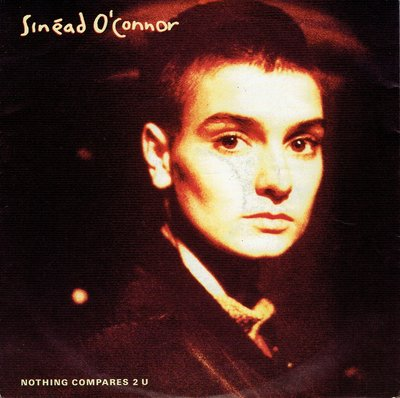 Sinéad O'Connor - Nothing compares 2 u