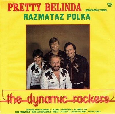 The Dynamic Rockers - Pretty Belinda