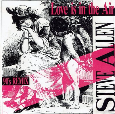 Steve Allen - Love is in the air