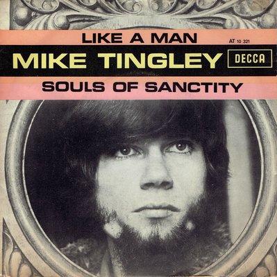 Mike Tingley - Like a man
