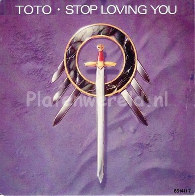 Toto - Stop loving you