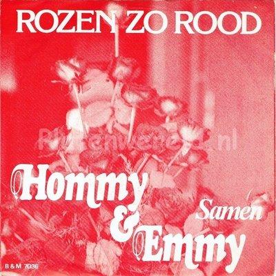 Hommy & Emmy - Rozen zo rood!