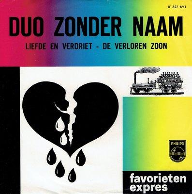 Duo Zonder Naam - Liefde en verdriet