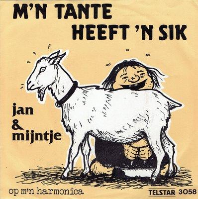Jan & Mijntje - Op m'n harmonica