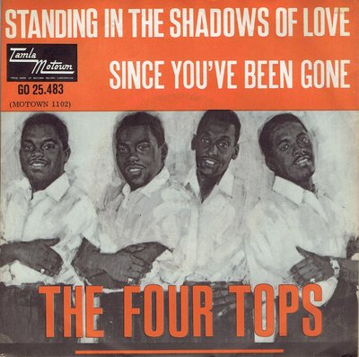 The Four Tops - Standing in the shadows of love