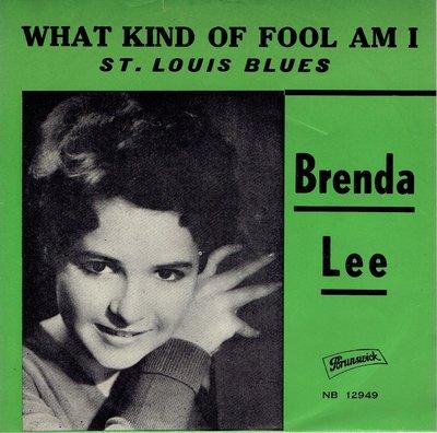 Brenda Lee - ST. Louis Blues