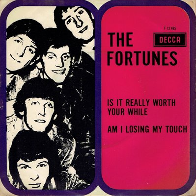 The Fortunes - Is it really worth your while