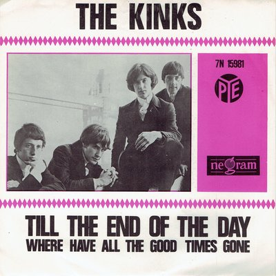 The Kinks - Till the end of the day