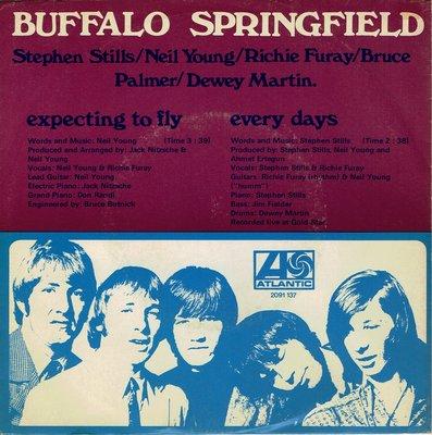 Buffalo Springfield - Expecting to fly