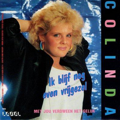 Colinda - Ik blijf nog even vrijgezel
