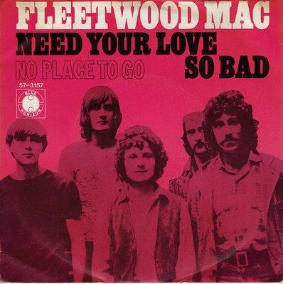Fleetwood Mac - Need your love so bad