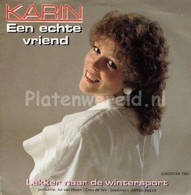 Karin - Een echte vriend