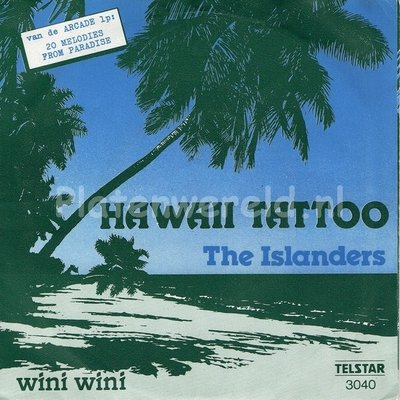 The Islanders - Hawaii tattoo