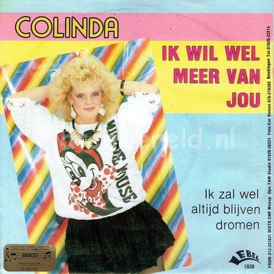 Colinda - Ik wil meer van jou