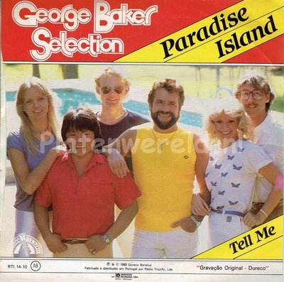 George Baker Selection - Paradise island