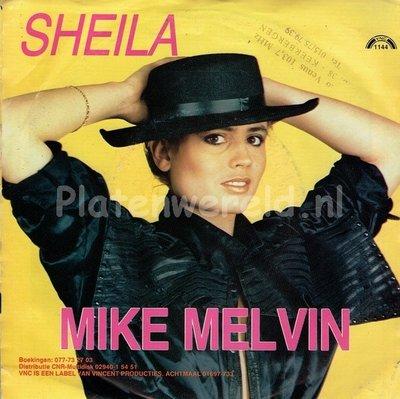 Mike Melvin - Sheila